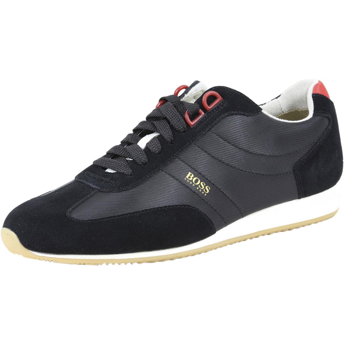 HUGO BOSS Orland Mesh Sneaker in DtUely