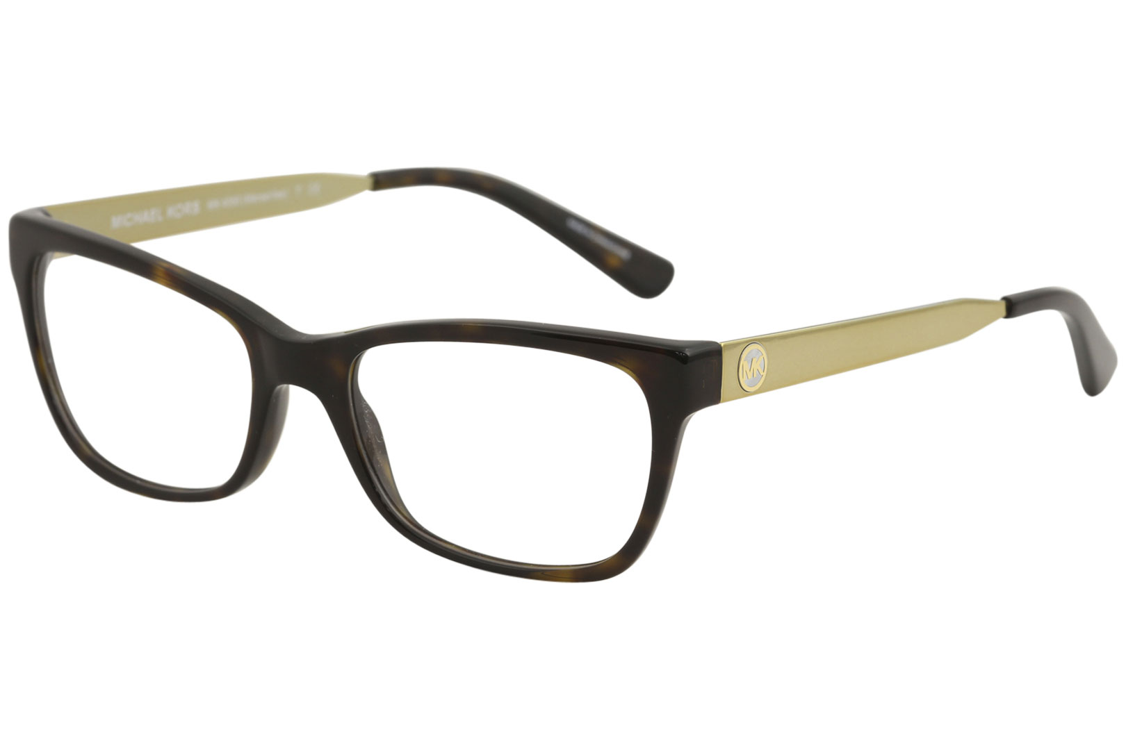 bb552a8081b Michael Kors Eyeglasses Marseilles MK4050 4050 3293 Tortoise Optical ...
