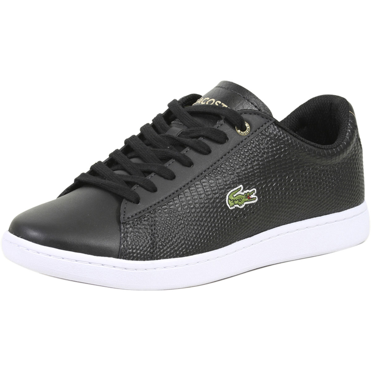 6198ac6cea Lacoste Homme Carnaby-Evo-118 Chaussures Baskets | eBay