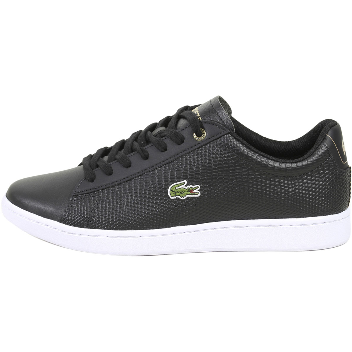 Lacoste-Men-039-s-Carnaby-EVO-118-Trainers-Sneakers-Shoes thumbnail 10