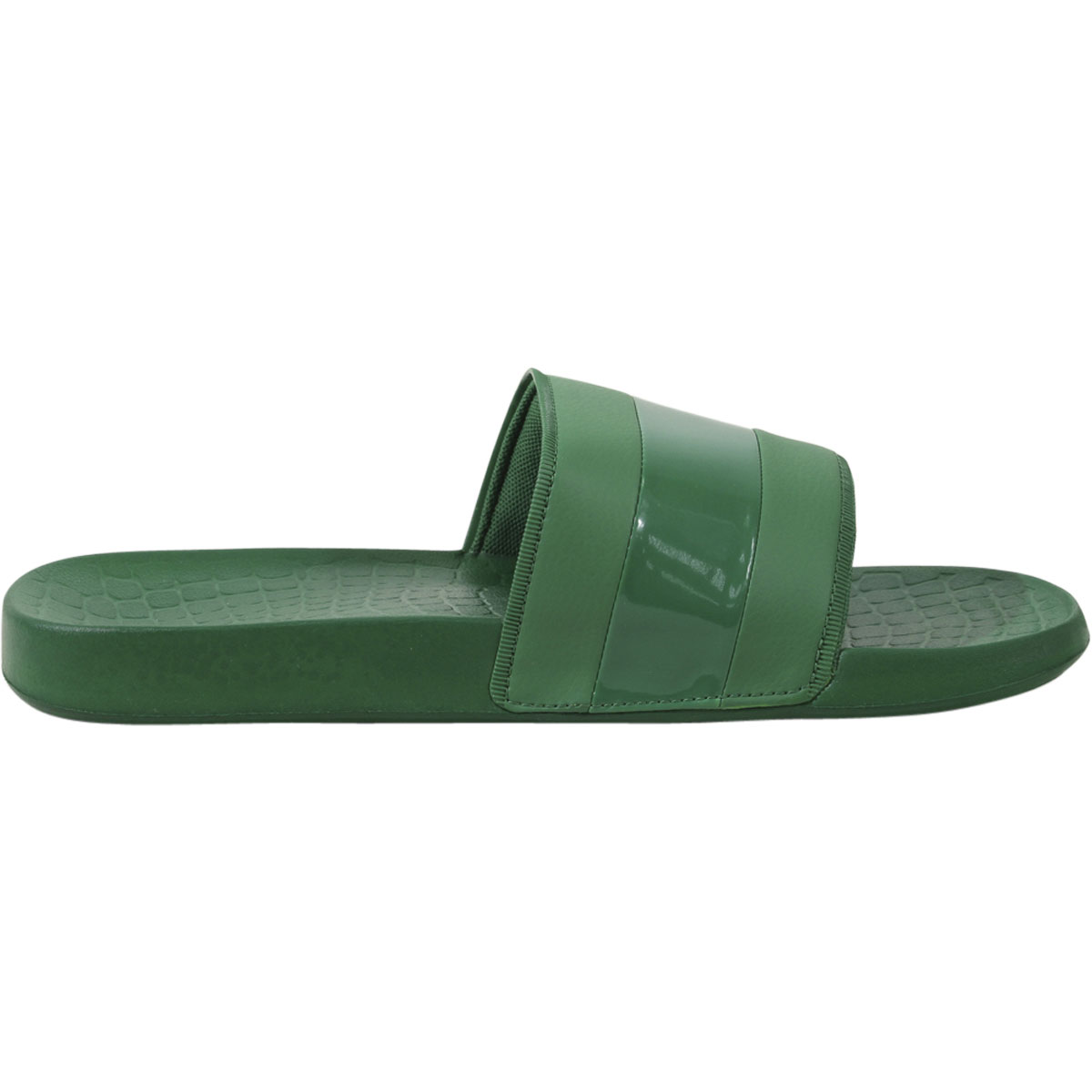 e844d54cd0ea Lacoste Men s Fraisier-118 Logo Slides Sandals Shoes