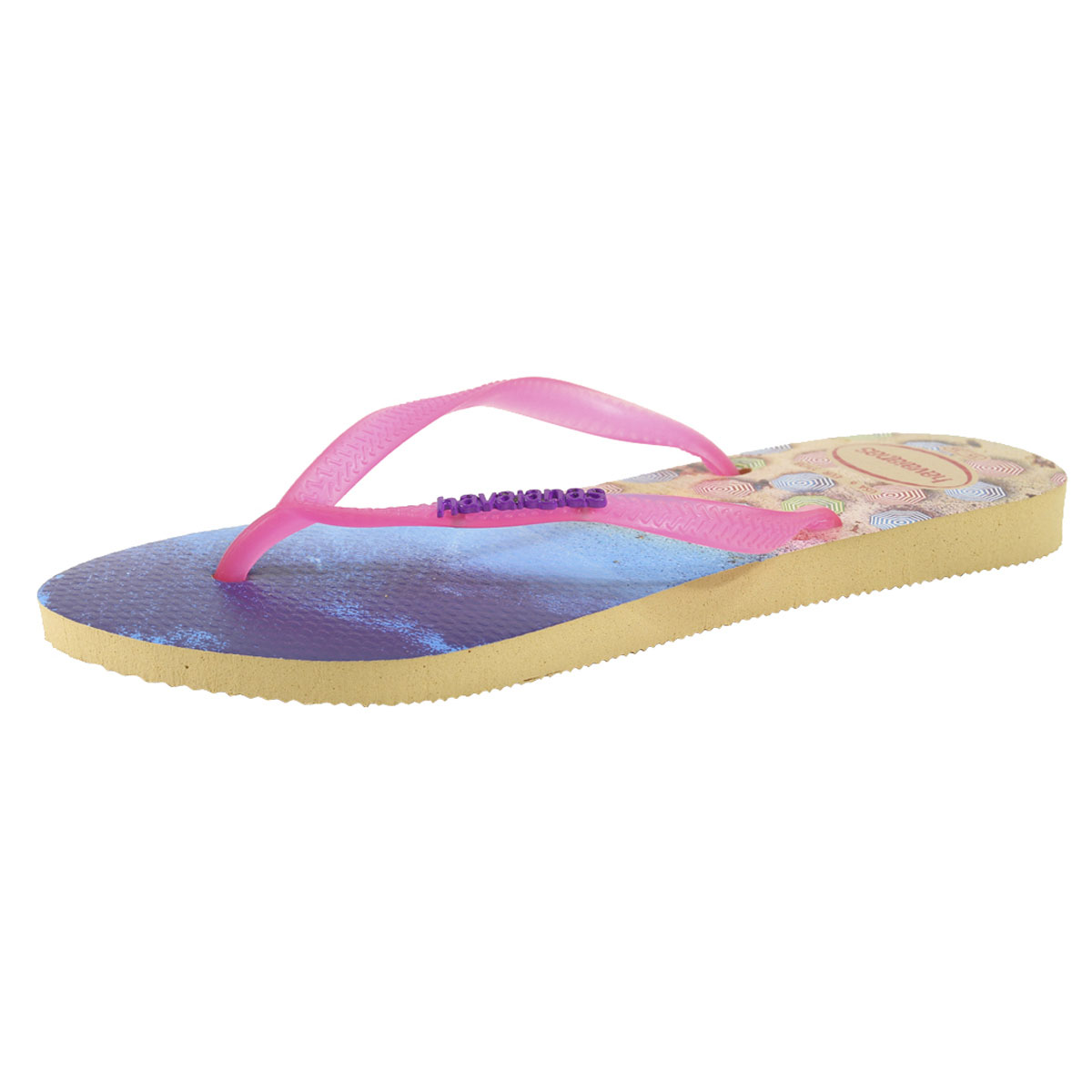 2aecc93c0 Havaianas Women s Slim Paisage Flip Flops Sandals Shoes