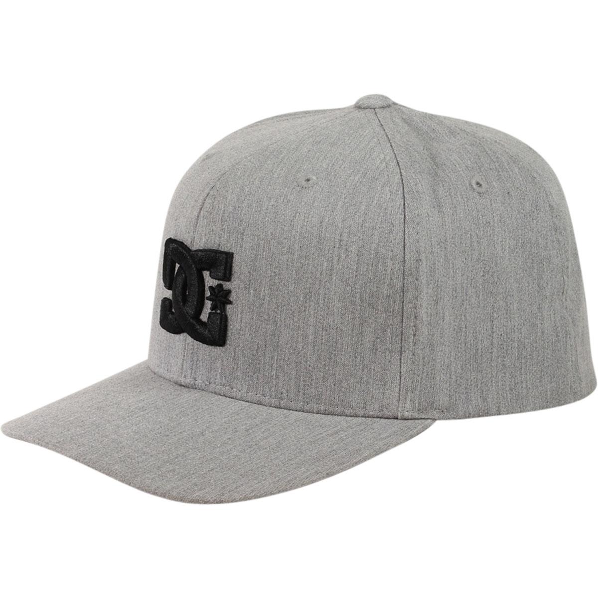 d036e805617 DC Shoes Men s Hatstar-TX Flexfit Baseball Cap Hat