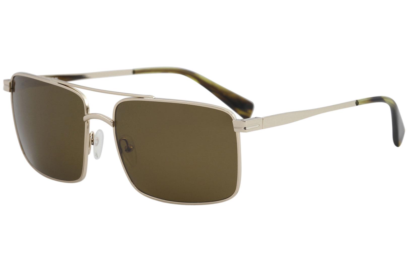 69c0ae8d8c4 Kaenon Knolls Gold Tortoise Brown Lenses Polarized Sunglasses ...