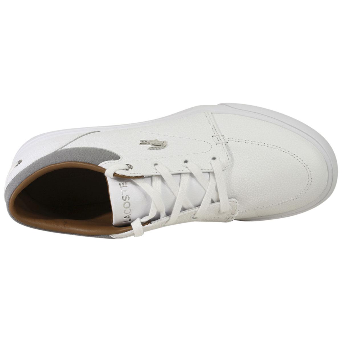 Lacoste-Men-039-s-Bayliss-118-Sneakers-Shoes thumbnail 20