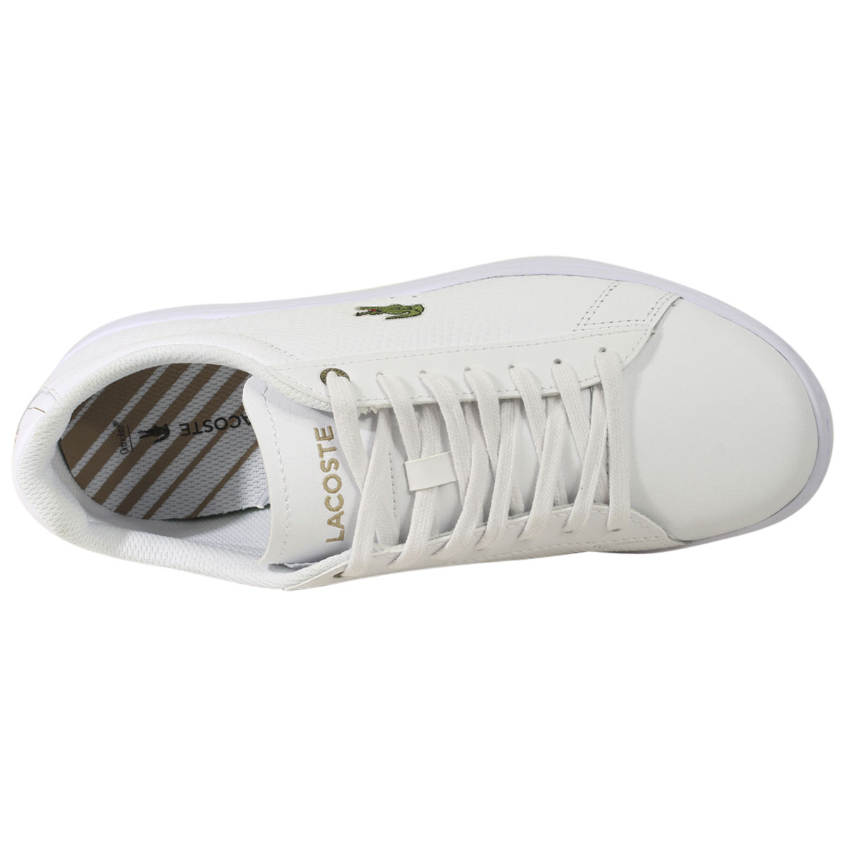 Lacoste-Men-039-s-Carnaby-EVO-118-Trainers-Sneakers-Shoes thumbnail 28