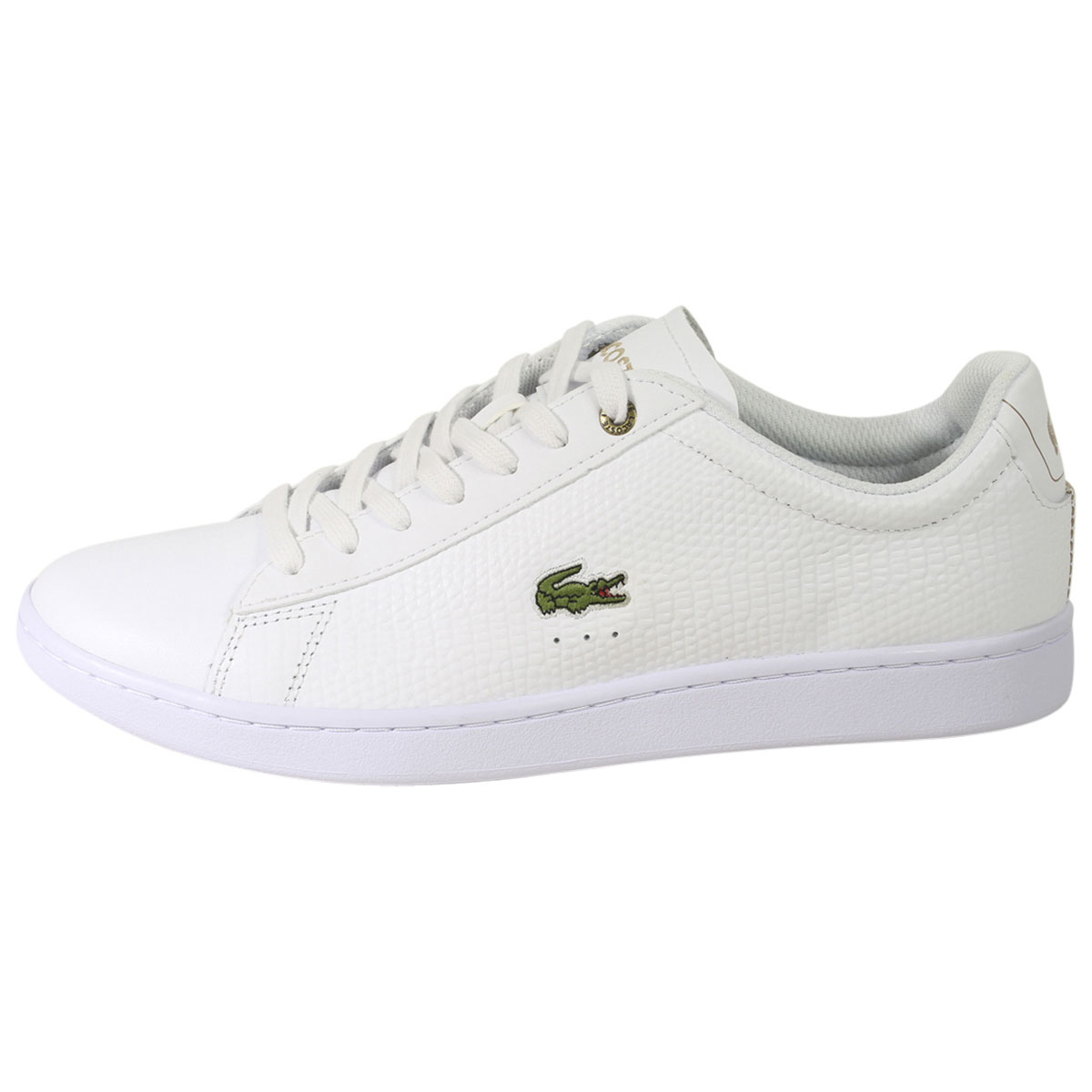 914b9550283a Lacoste Men s Carnaby-EVO-118 Trainers Sneakers Shoes