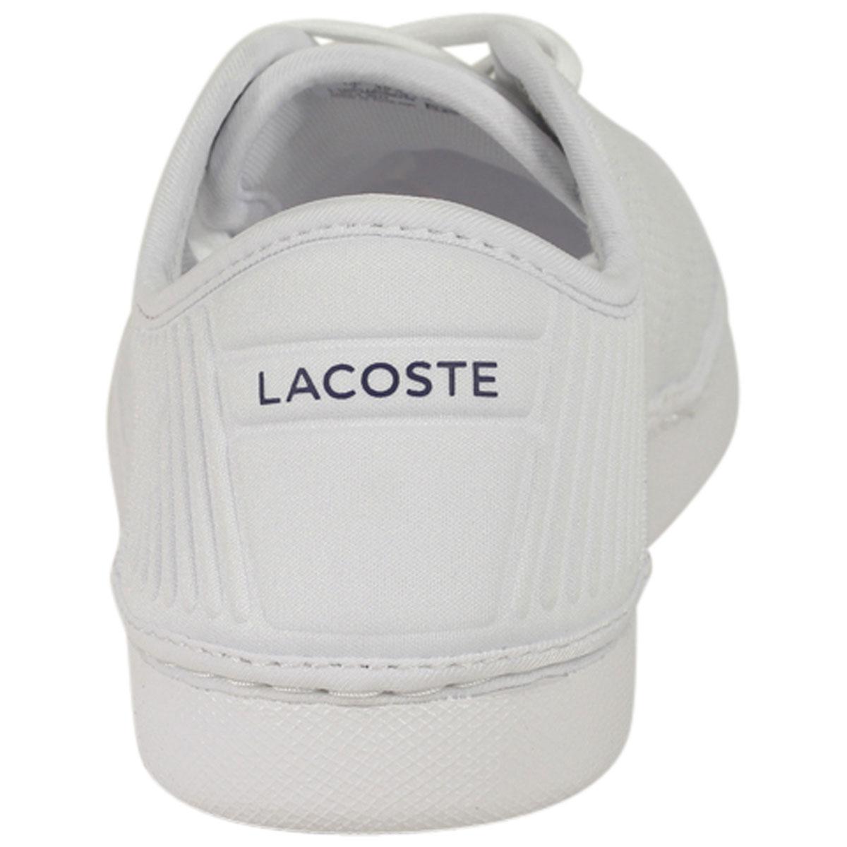 Lacoste-Men-039-s-L-Ydro-Lace-118-Trainers-Sneakers-Shoes thumbnail 24