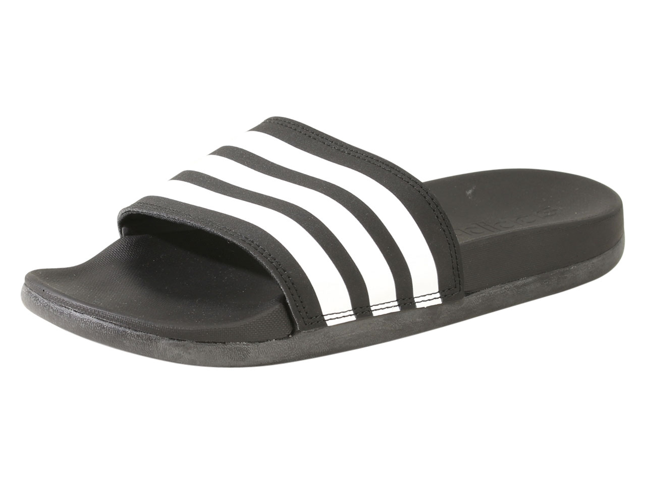 Details about Adidas Adilette Comfort Cloudfoam Plus Slides Sandals Shoes 802ebd403