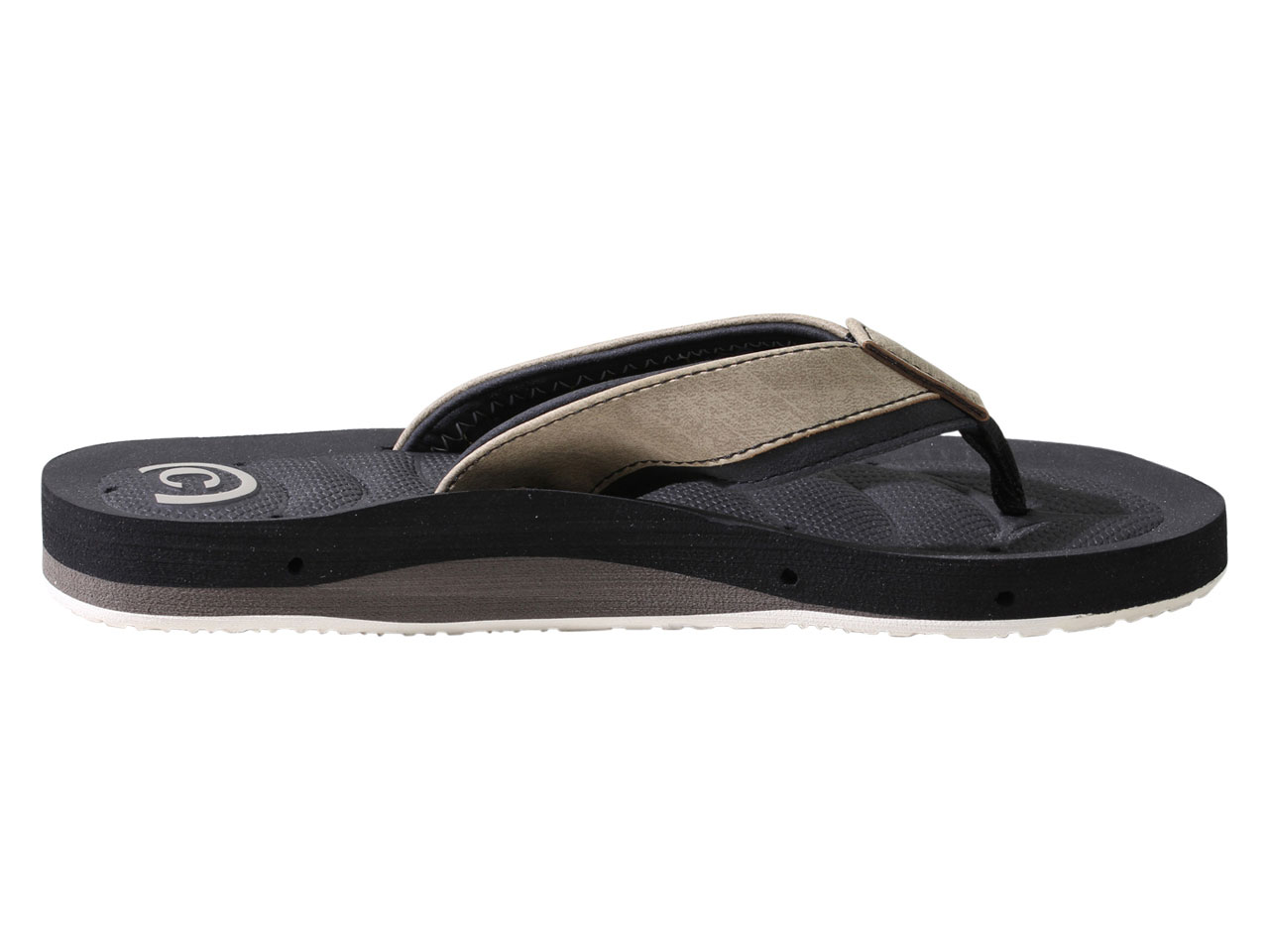 49eb8a4f454c Cobian Men s Draino-II Flip Flops Sandals Shoes