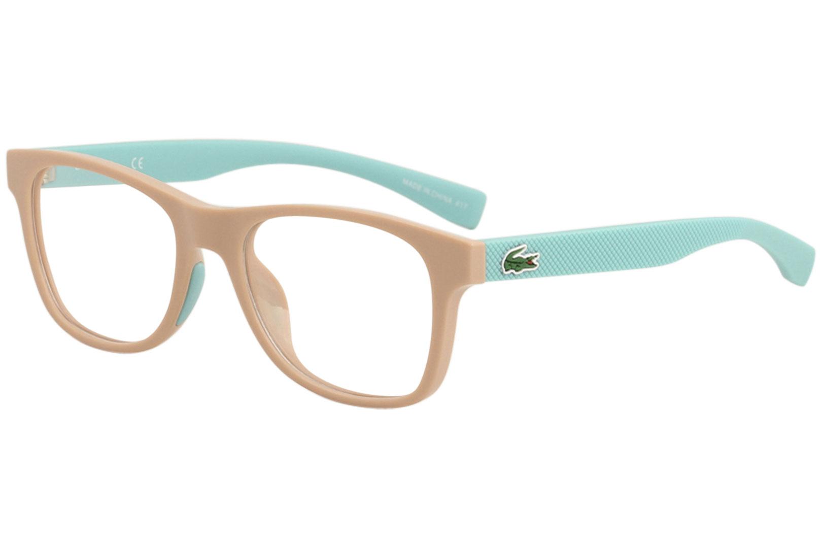 5c4ede798215 Lacoste Eyeglasses L3620 L 3620 662 Light Rose Full Rim Optical ...