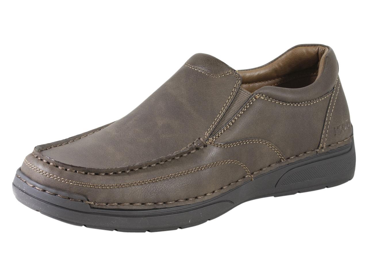 Izod Men's Fenway Slip Resistant Memory