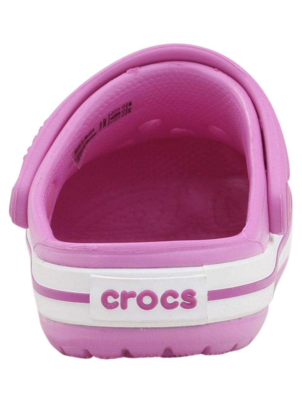 Crocs-Little-Kid-039-s-Crocband-Clogs-Sandals-Shoes thumbnail 11