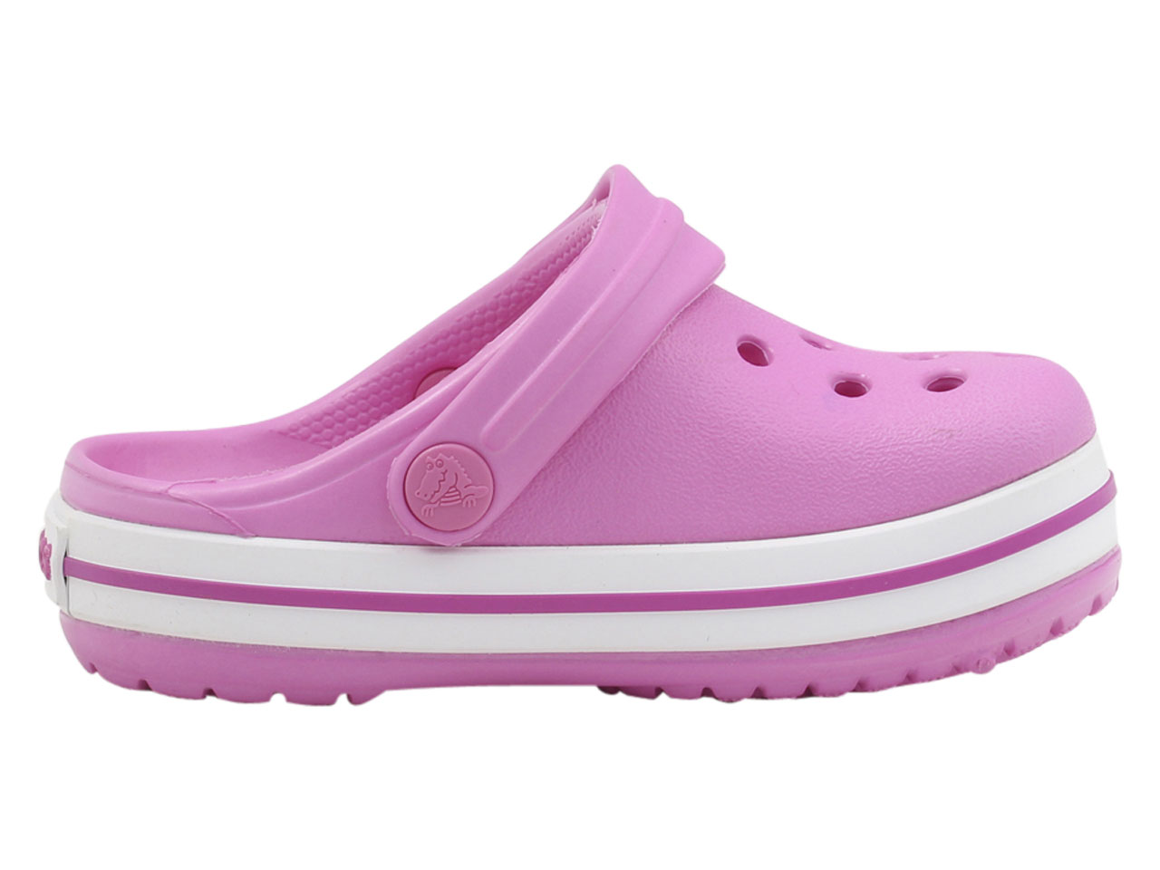 Crocs-Little-Kid-039-s-Crocband-Clogs-Sandals-Shoes thumbnail 12