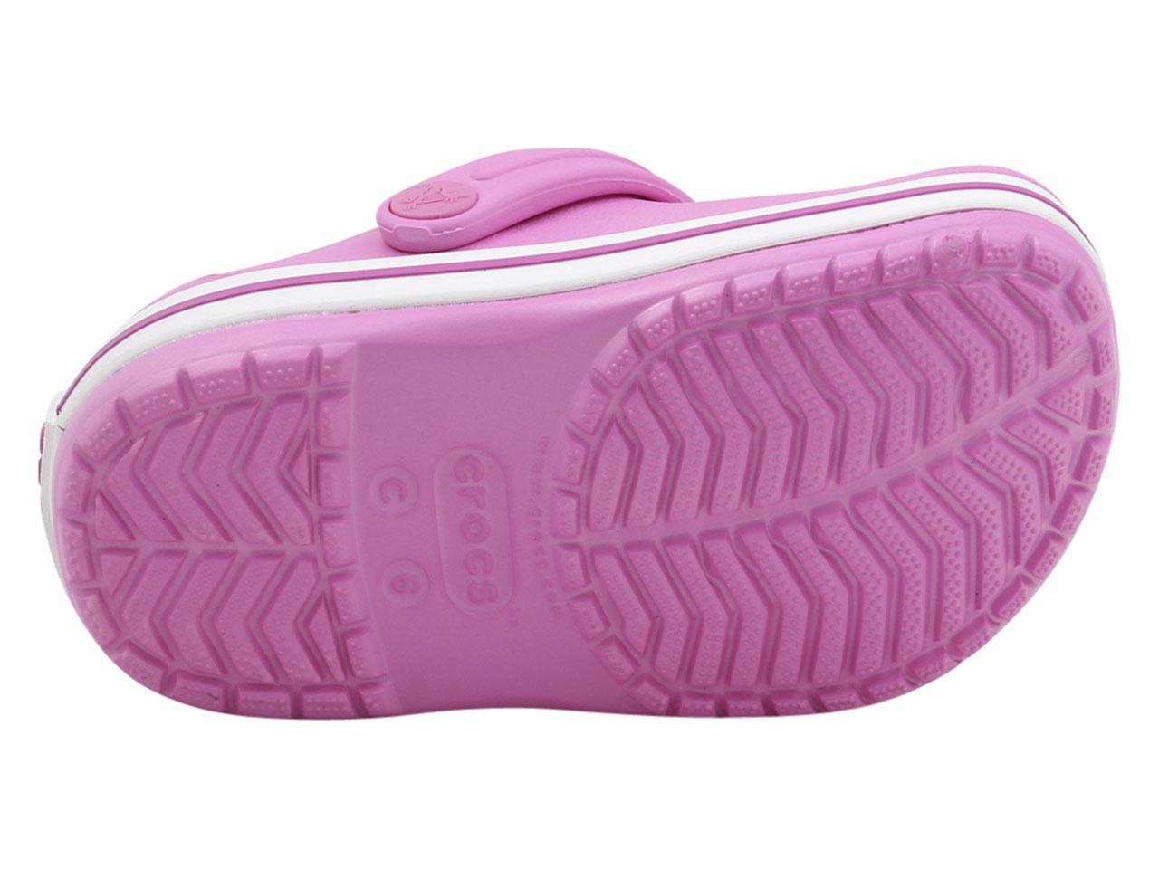 Crocs-Little-Kid-039-s-Crocband-Clogs-Sandals-Shoes thumbnail 14