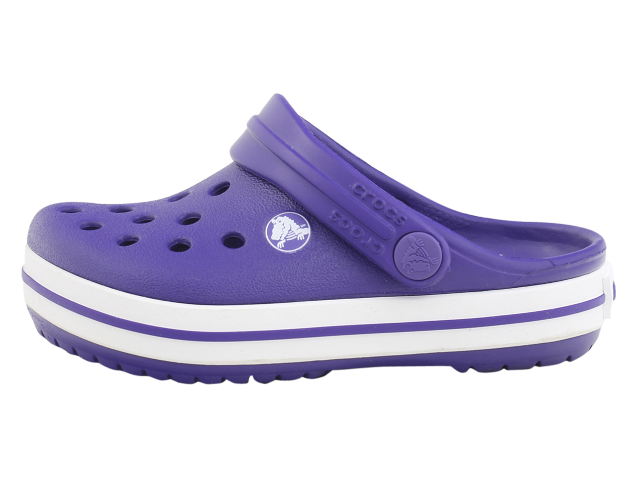 Crocs-Little-Kid-039-s-Crocband-Clogs-Sandals-Shoes thumbnail 17