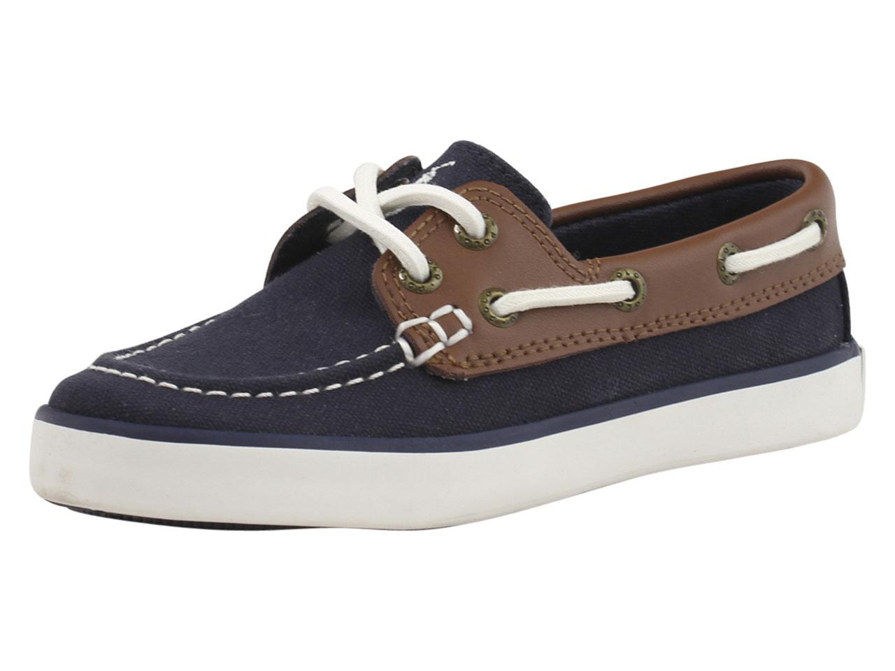 Polo RALPH LAUREN little//Big Boy/'s Sander-CL Mocassins Bateau Chaussures