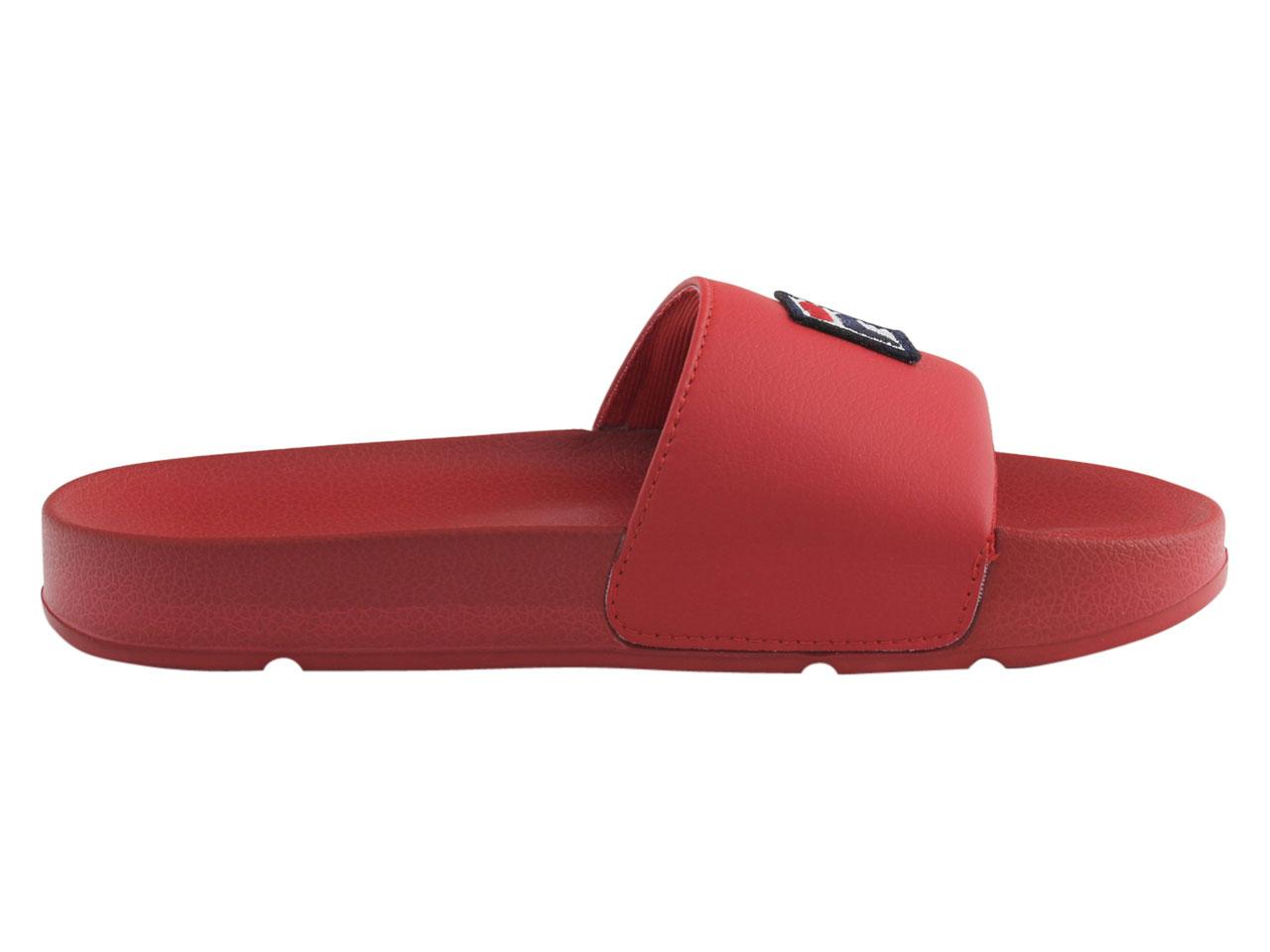 d348fff67065 Fila Men s Drifter F-Box Slides Sandals Shoes