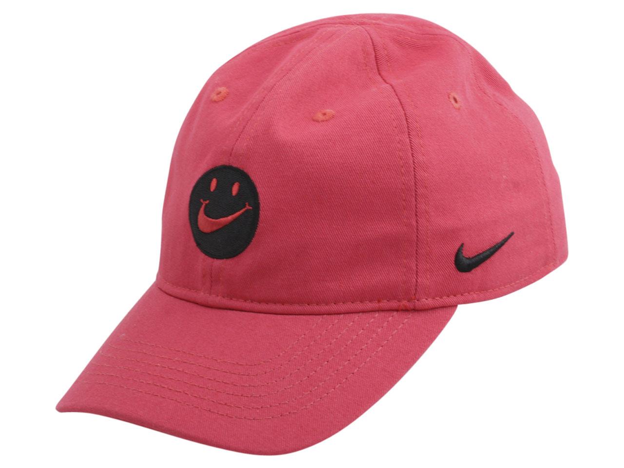 088adf8f457 Nike Little Kid s Swoosh Patch Strapback Cotton Baseball Cap Hat