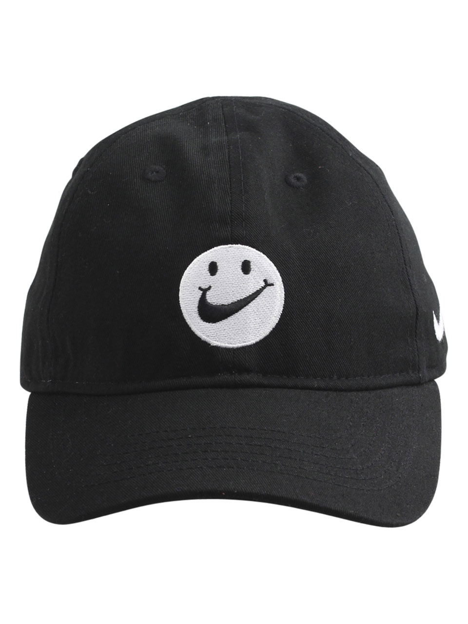 Nike Little Kid s Swoosh Patch Strapback Cotton Baseball Cap Hat  deb61a7b704