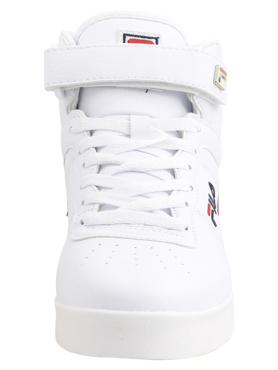 Fila-Men-039-s-Vulc-13-Mid-Plus-Sneakers-Shoes thumbnail 44