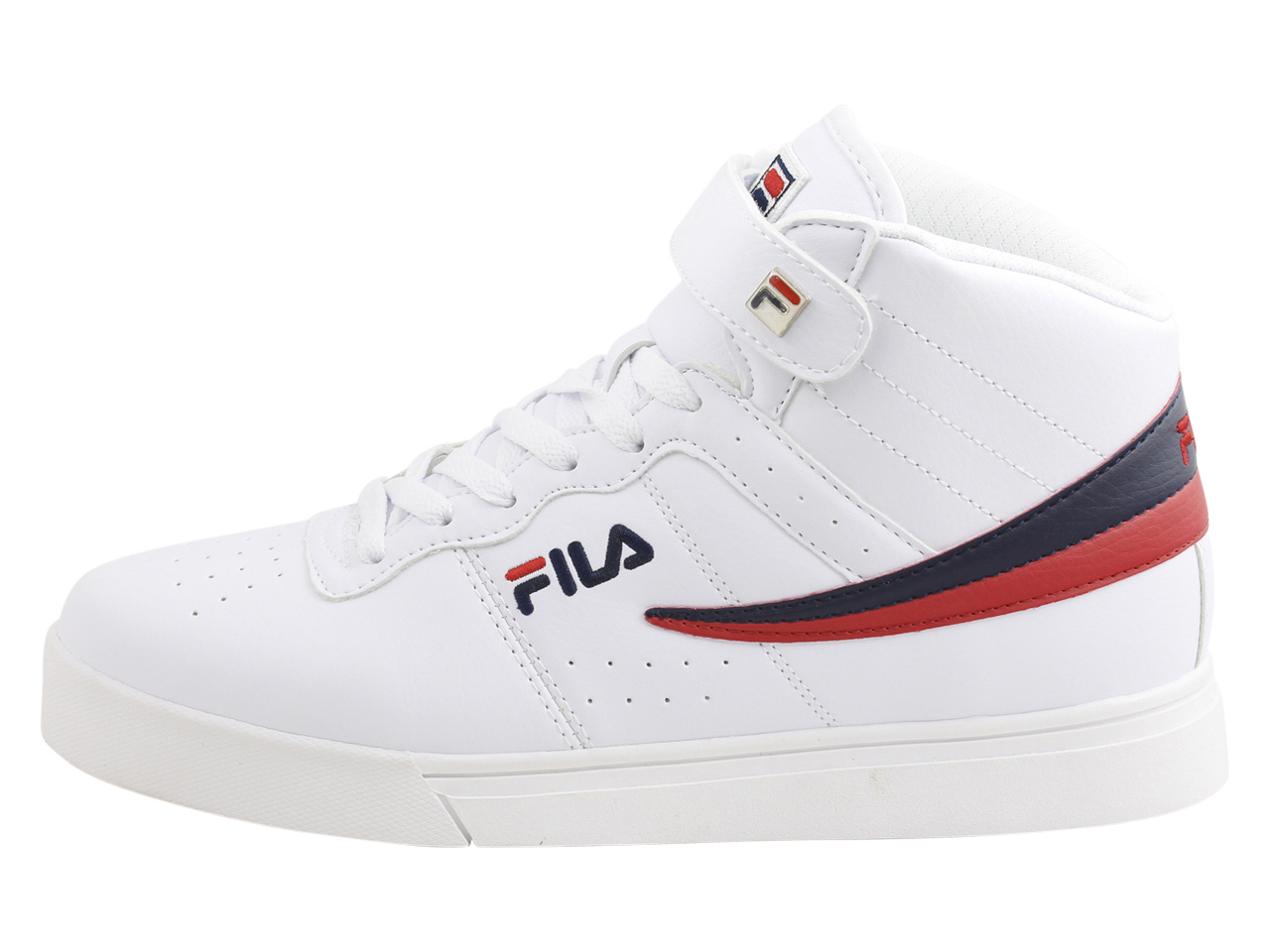 Fila-Men-039-s-Vulc-13-Mid-Plus-Sneakers-Shoes thumbnail 45