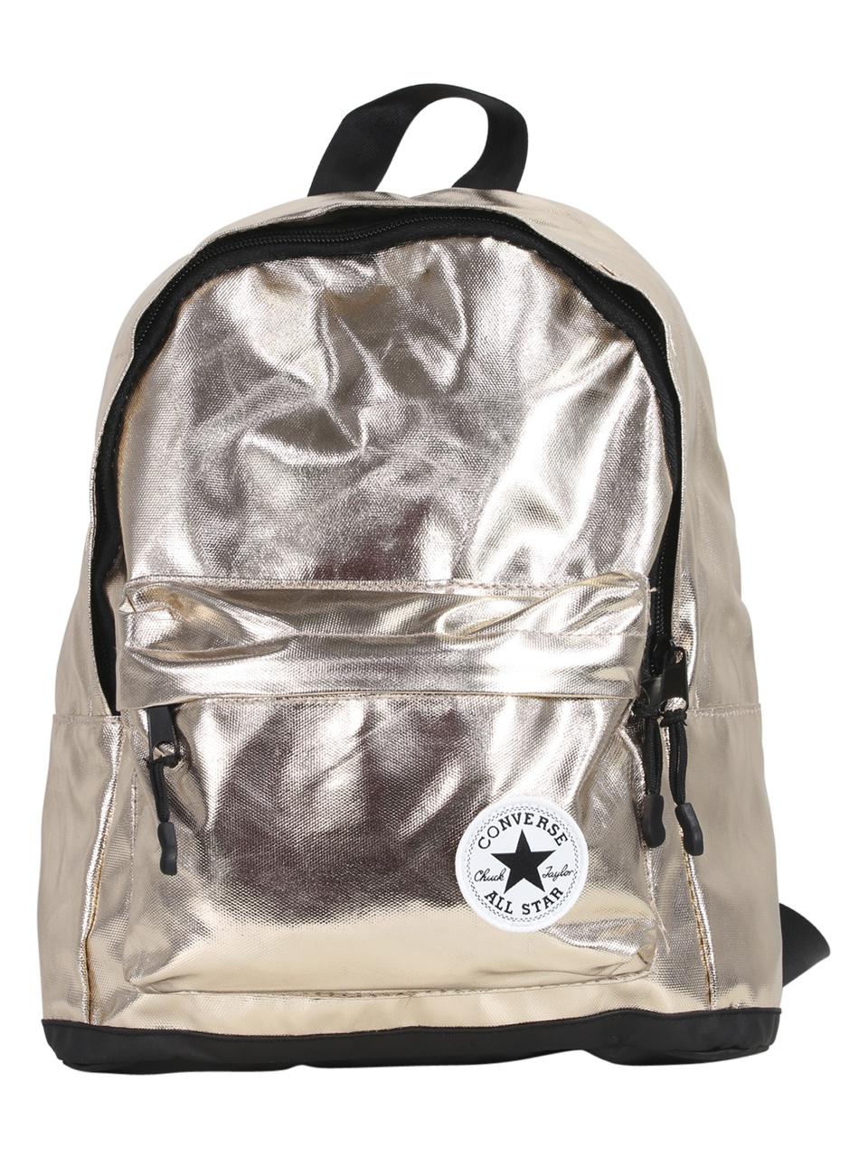 b3e872174713 Converse Kid s Daypack Small Metallic Backpack