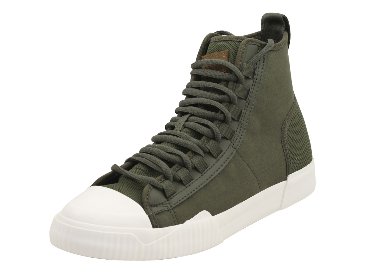 G-Star Raw Men s Rackam-Scuba-Mid Combat Sneakers Shoes  6121f6b77590d