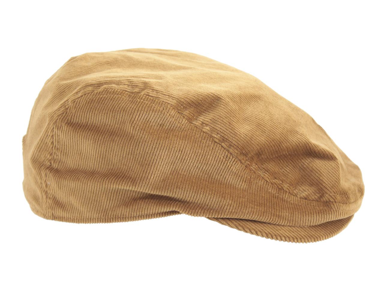 a848b51492bc05 Kangol Men's Cord Ivy Flat Cap Hat   eBay