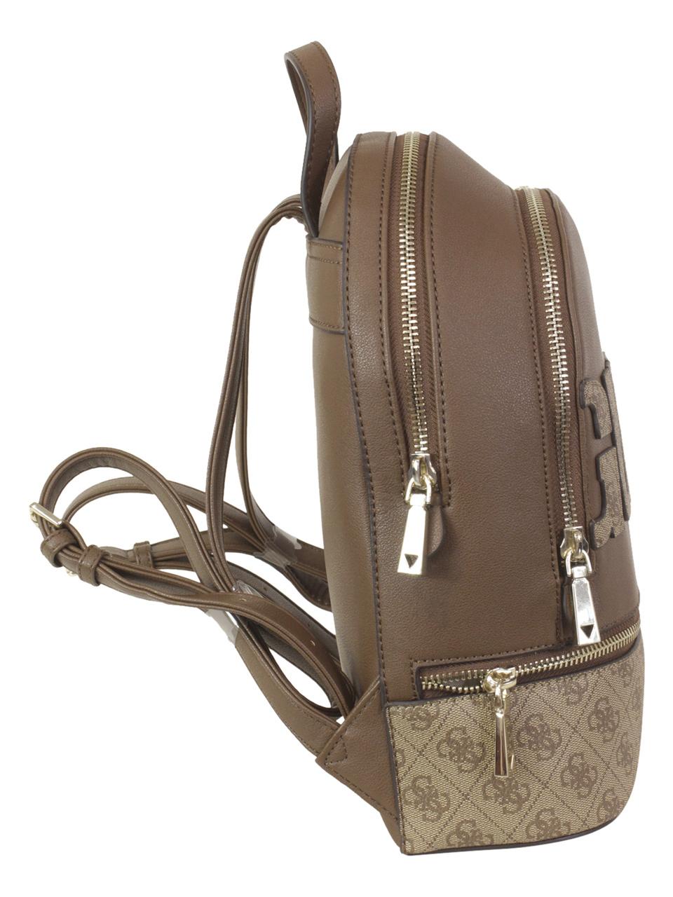 Guess-Women-039-s-Skye-Large-Backpack-Bag thumbnail 7