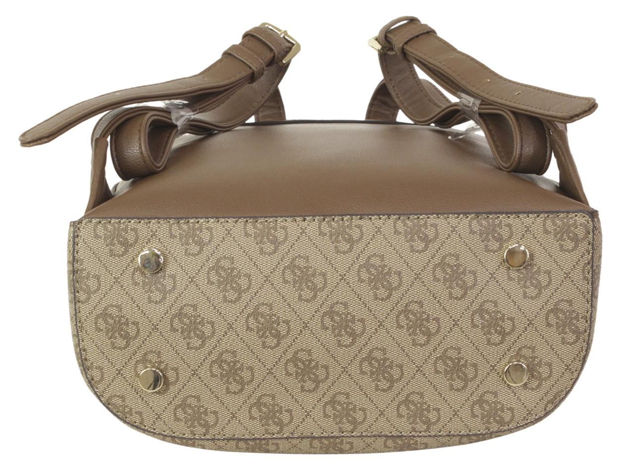 Guess-Women-039-s-Skye-Large-Backpack-Bag thumbnail 9