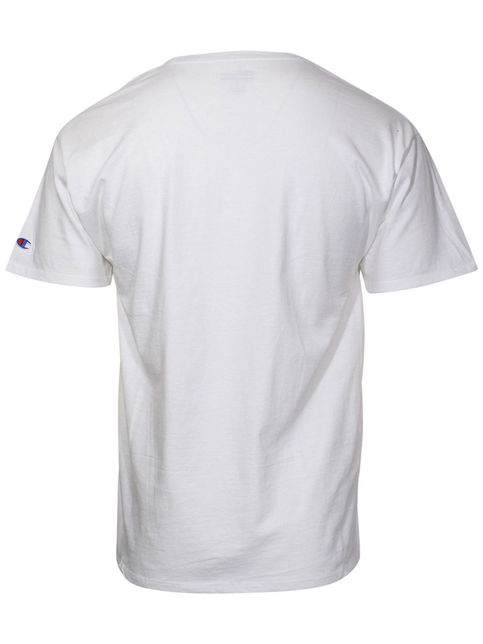 Champion-Split-Script-Logo-Jersey-T-Shirt-Men-039-s-Short-Sleeve-Crew-Neck-Cotton thumbnail 10