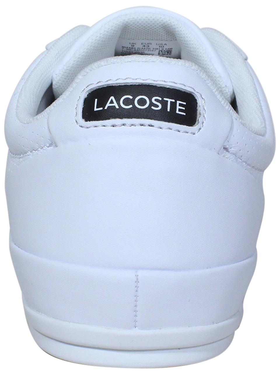 Lacoste-Misano-Elastic-318-Sneakers-Men-039-s-Low-Top-Shoes thumbnail 25