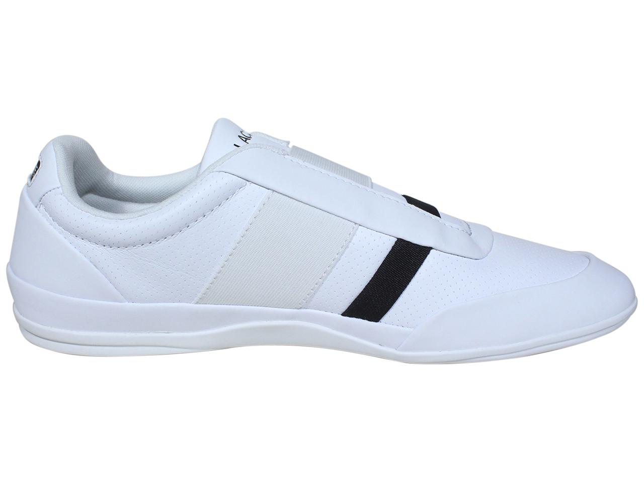 Lacoste-Misano-Elastic-318-Sneakers-Men-039-s-Low-Top-Shoes thumbnail 26