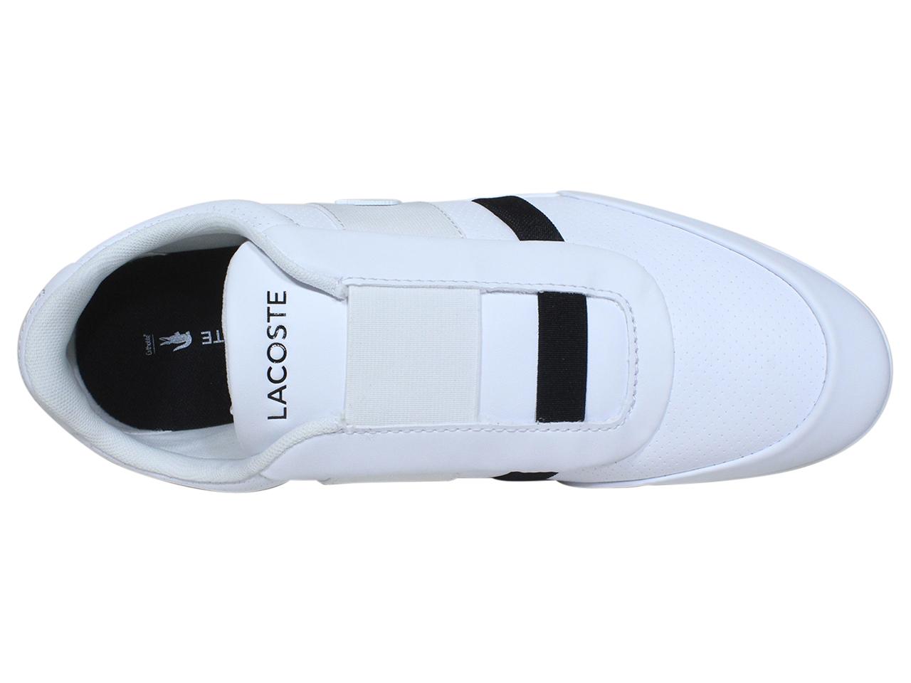 Lacoste-Misano-Elastic-318-Sneakers-Men-039-s-Low-Top-Shoes thumbnail 27