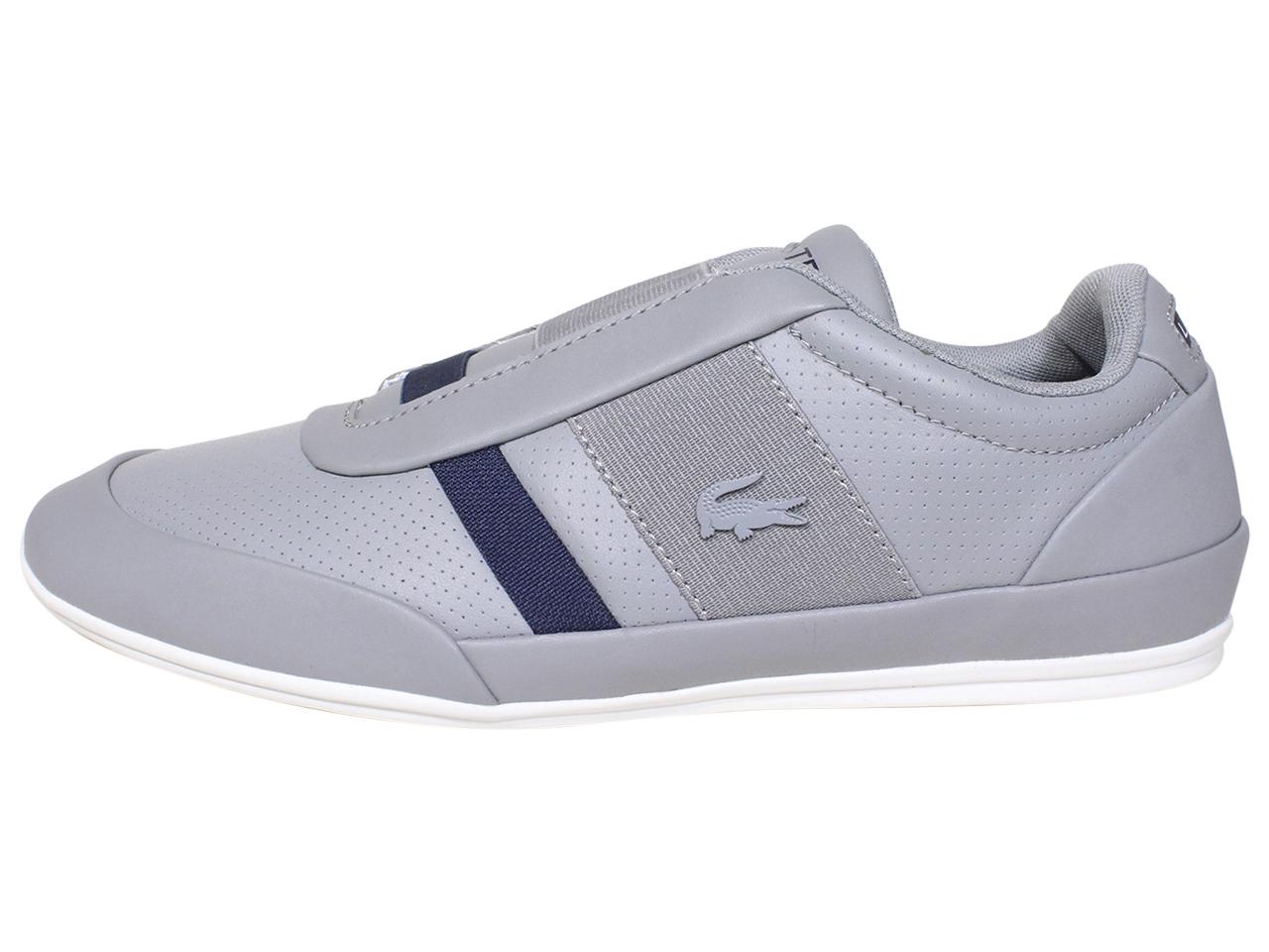 Lacoste-Misano-Elastic-318-Sneakers-Men-039-s-Low-Top-Shoes thumbnail 10