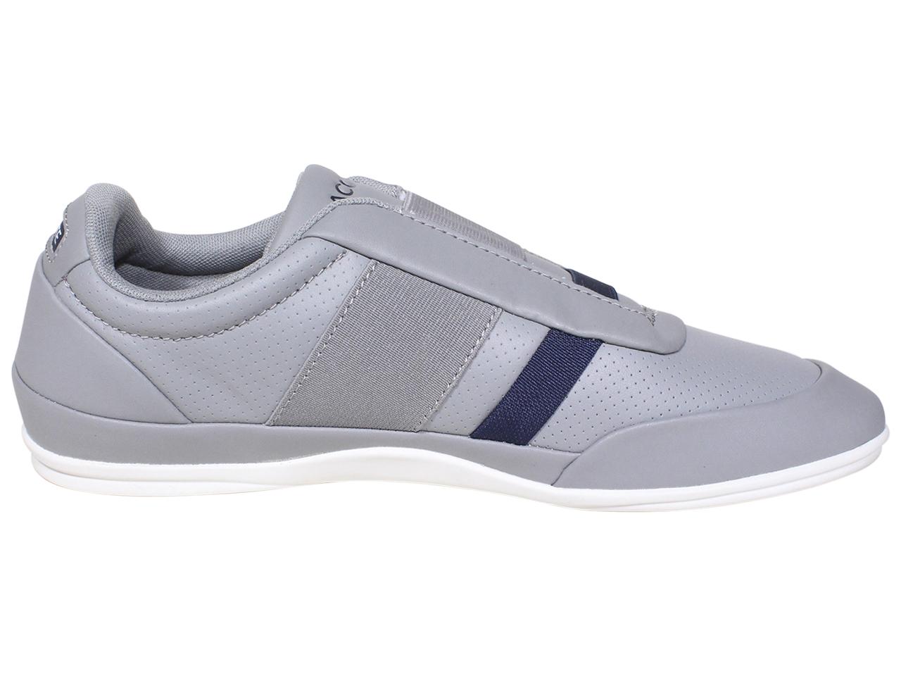 Lacoste-Misano-Elastic-318-Sneakers-Men-039-s-Low-Top-Shoes thumbnail 12