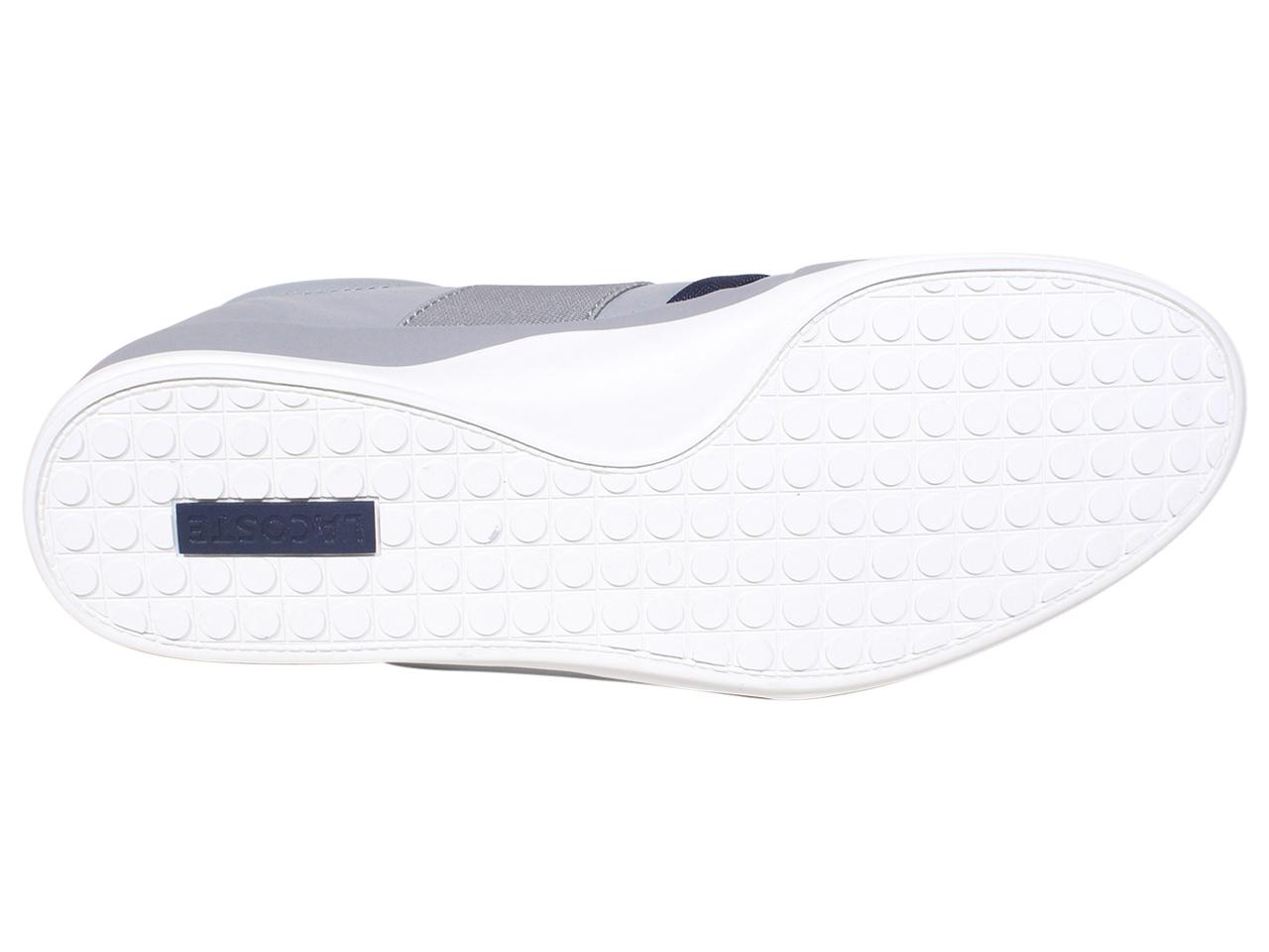 Lacoste-Misano-Elastic-318-Sneakers-Men-039-s-Low-Top-Shoes thumbnail 14