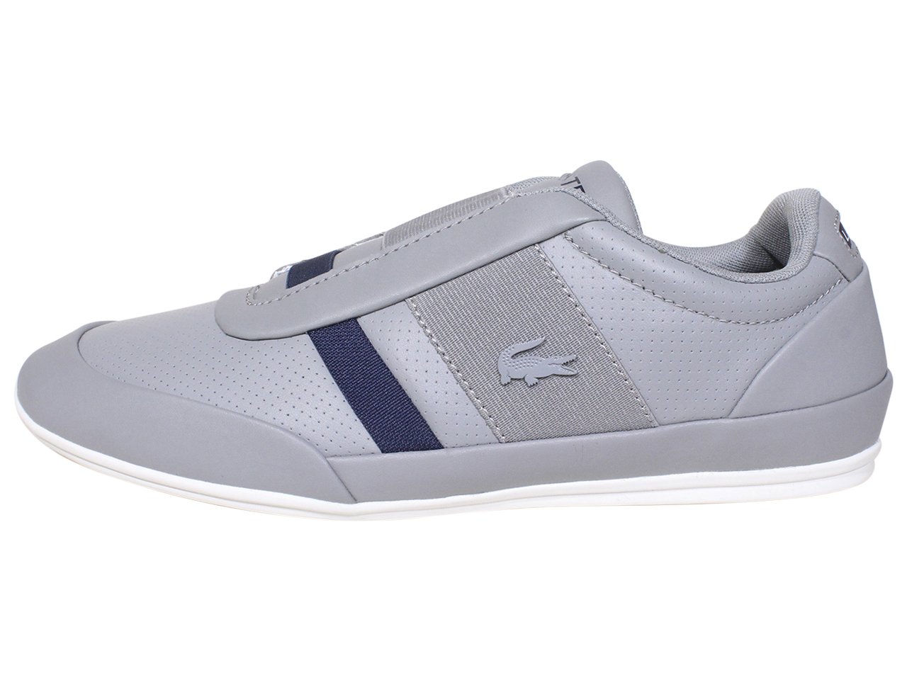 Lacoste-Misano-Elastic-318-Sneakers-Men-039-s-Low-Top-Shoes thumbnail 17