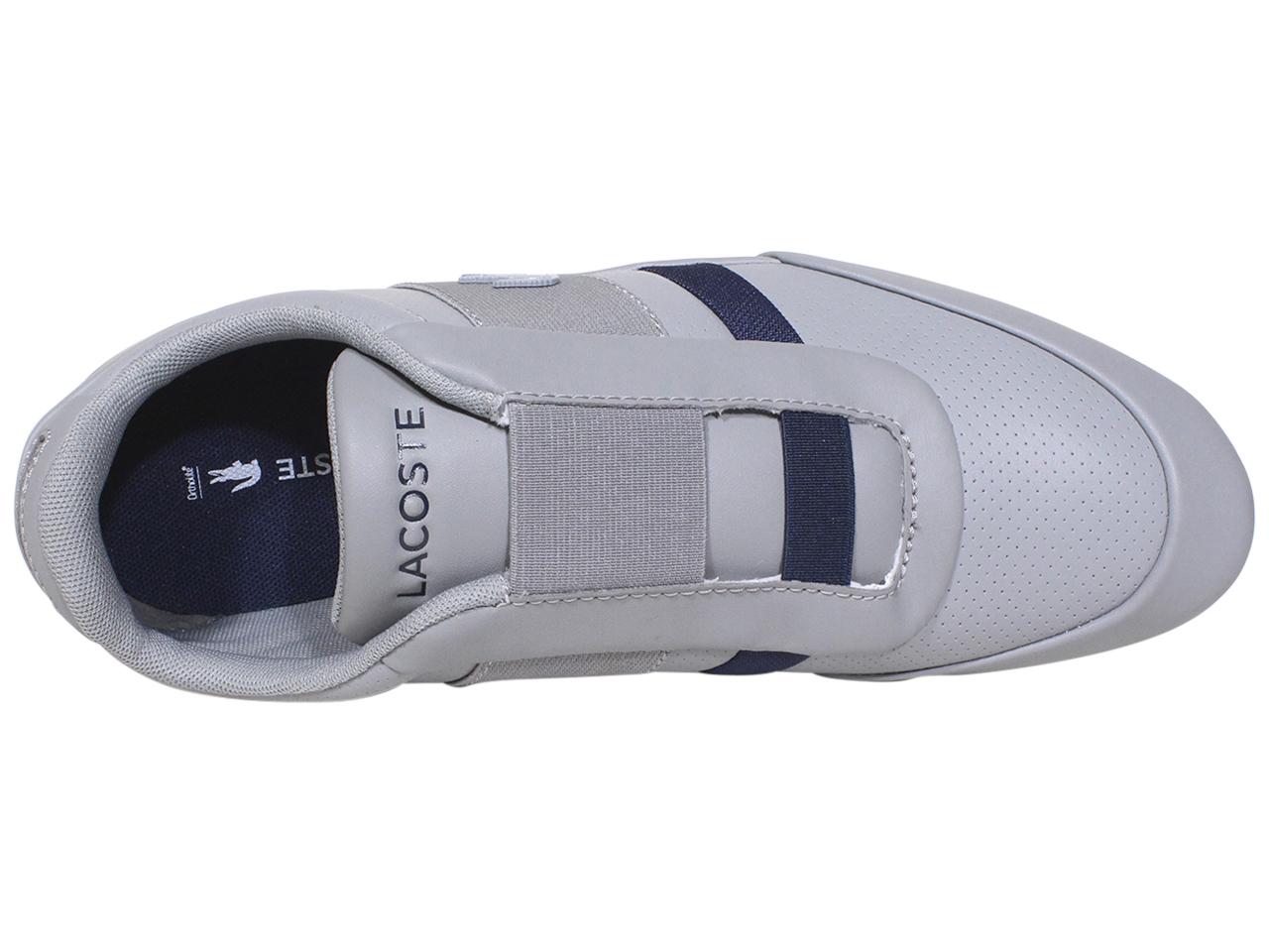 Lacoste-Misano-Elastic-318-Sneakers-Men-039-s-Low-Top-Shoes thumbnail 20