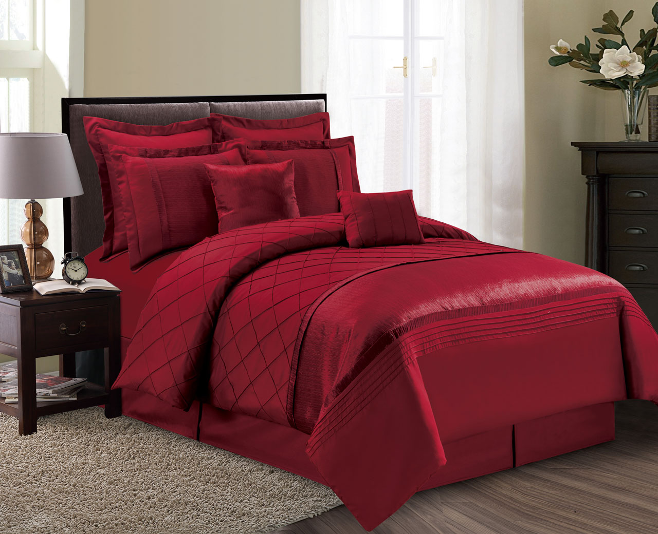 set twin product maroon image mint comforter echo z design sets shop coral guinevere