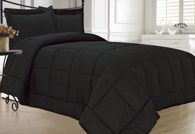 KingLinen® Down Alternative Comforter Set; Picture 2 Of 2