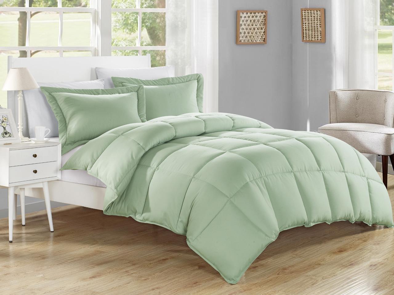 KingLinen® Down Alternative Comforter Set