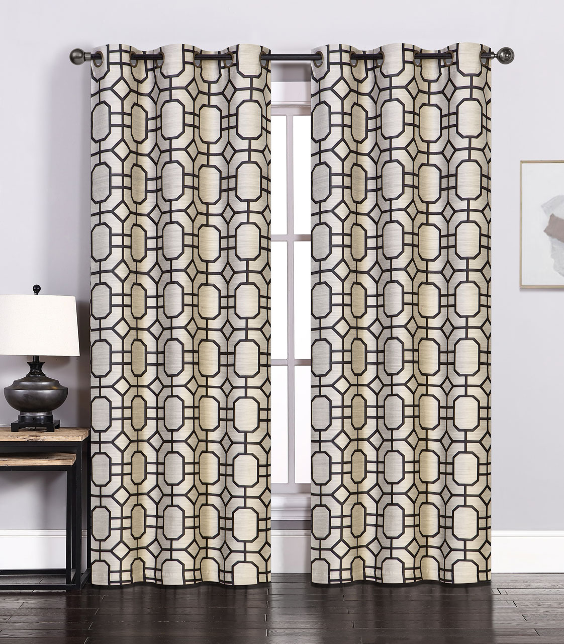 blackout in p curtains curtain panel eclipse ivory drapes panels kendall length