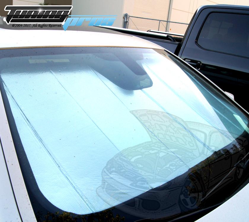 For Honda Civic 12-15 2DR Custom Made Heat Shield Windshield Sun Visor SunShade