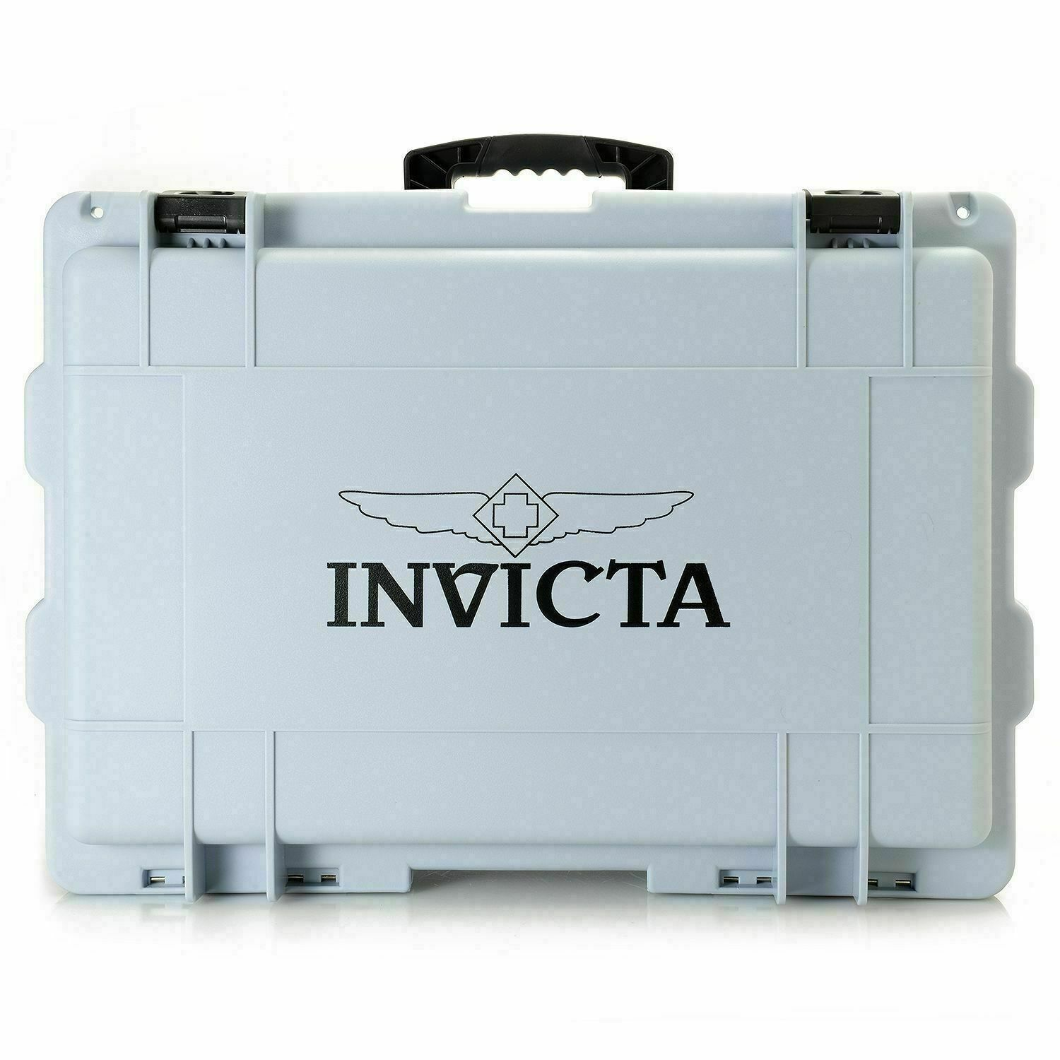 Invicta-Dive-Watch-Case-Waterproof-Collector-039-s-Suitcase-50-Slots thumbnail 9