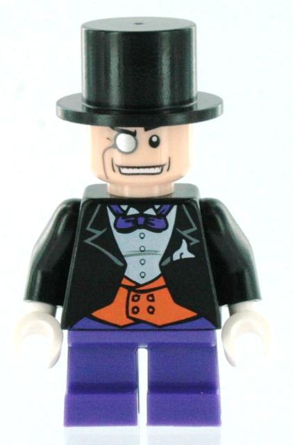 Lego Batman Penguin Minifig The Penguin Figure   eBay