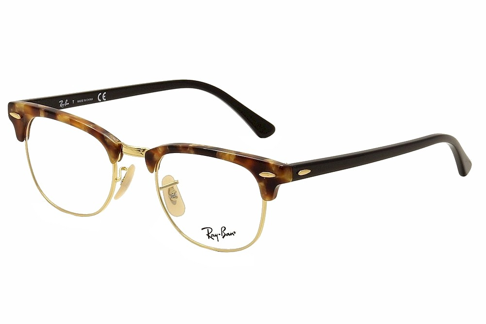 70630127c2b Ray Ban Clubmaster Eyeglasses RB5154 5154 5494 Havana RayBan Optical ...