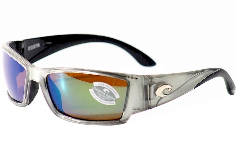 12f4f73a3a Costa Del Mar Corbina CB18 OGMGLP Silver Green Mirror 580G Polarized ...