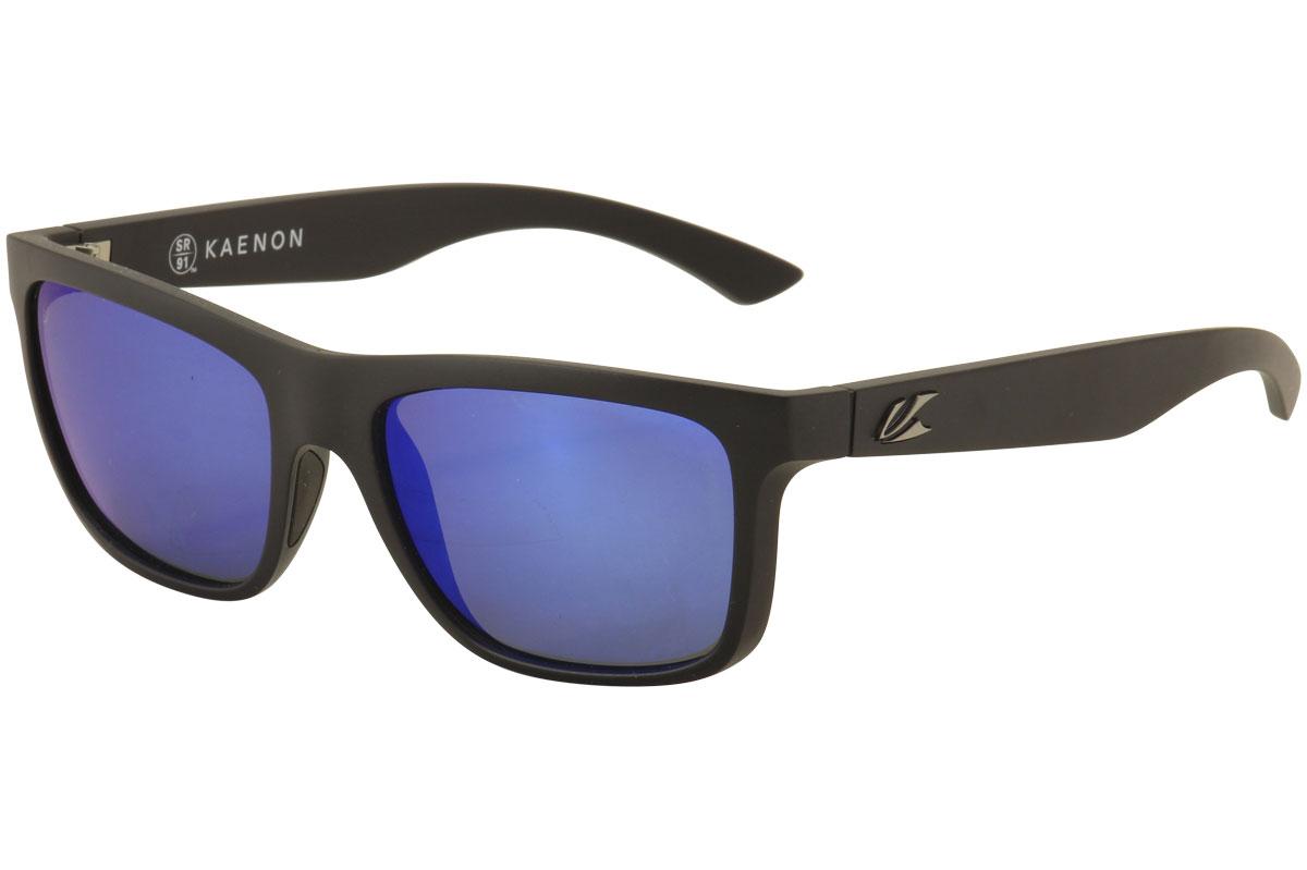 07fcb0d0a3 Kaenon Clarke 028MBMBGN G12 Matte Black Polarized Fashion Sunglasses ...